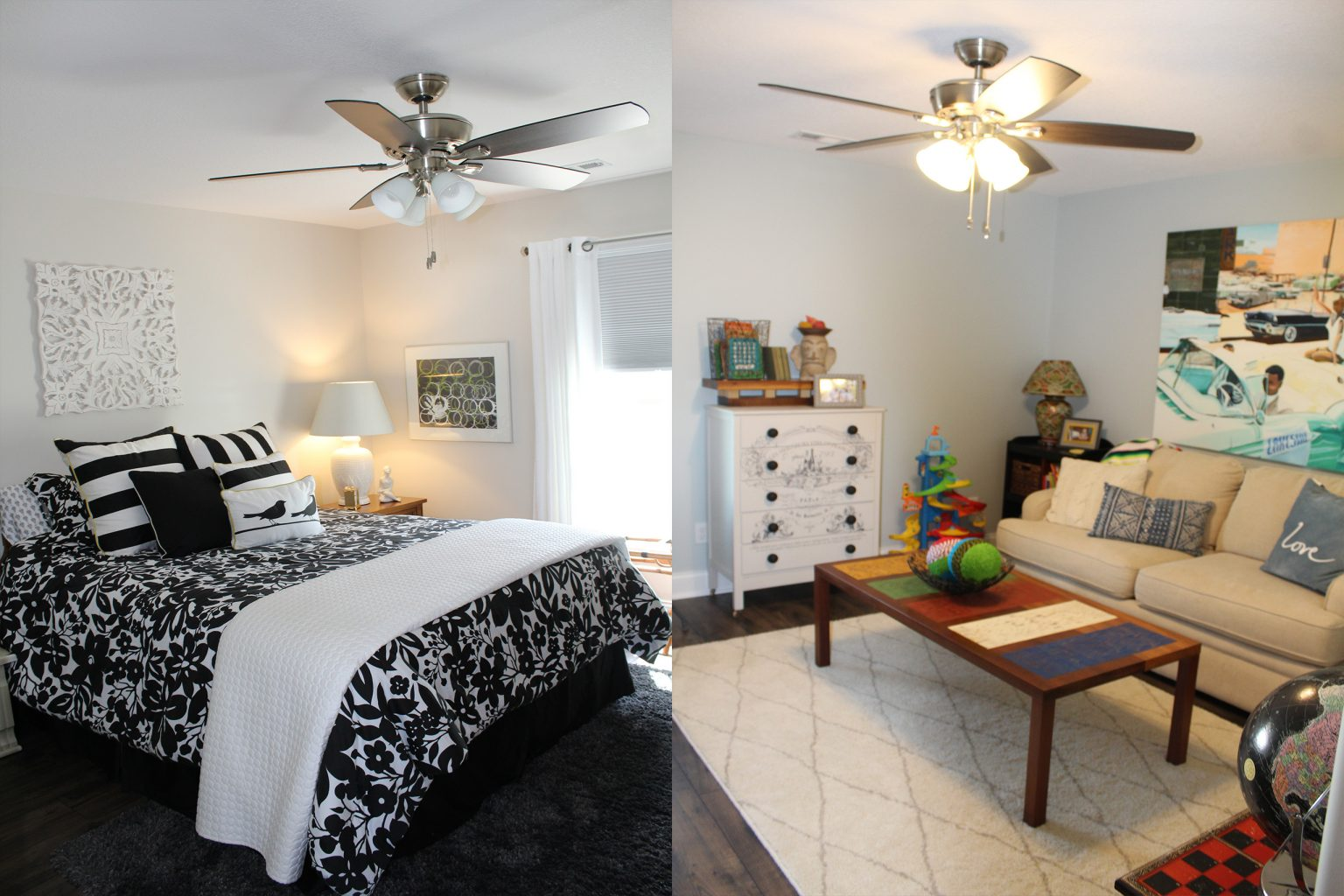 bed-sittingroom