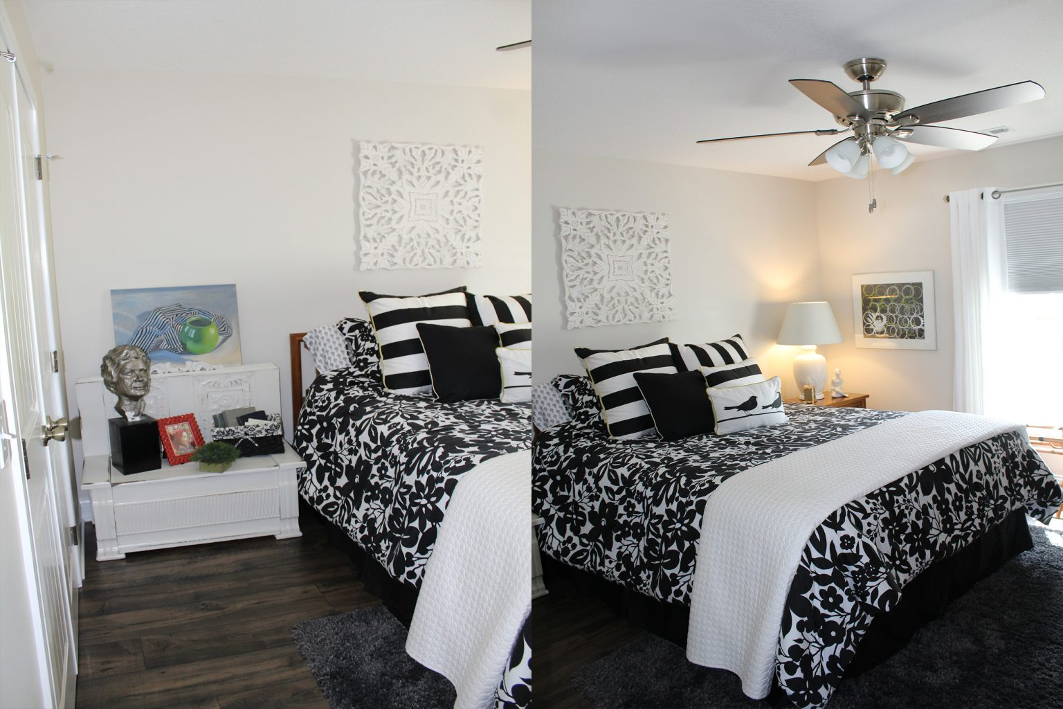 blk-wht bedroom